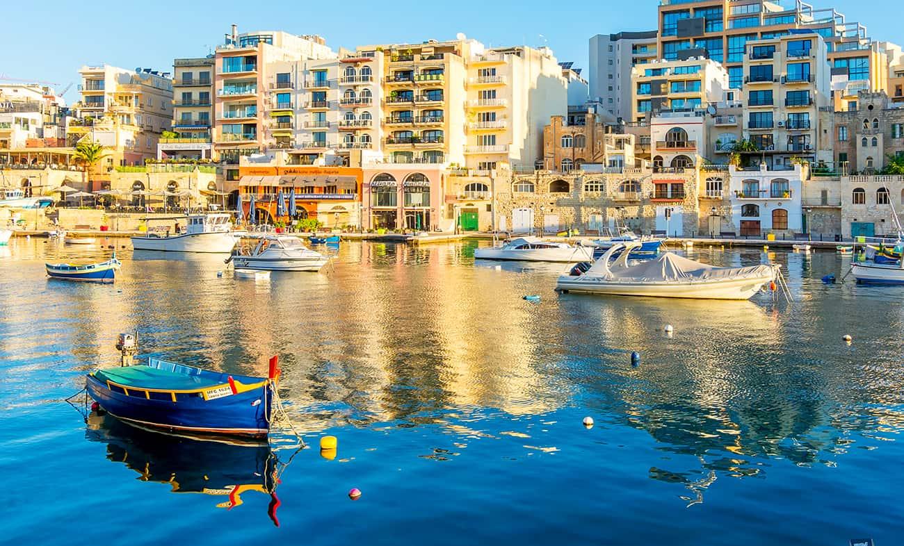 fazer um intercâmbio em Malta