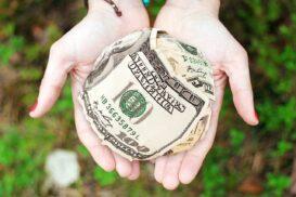 Dólar cara pequena