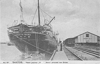Kasato Maru - Fonte Wikipedia