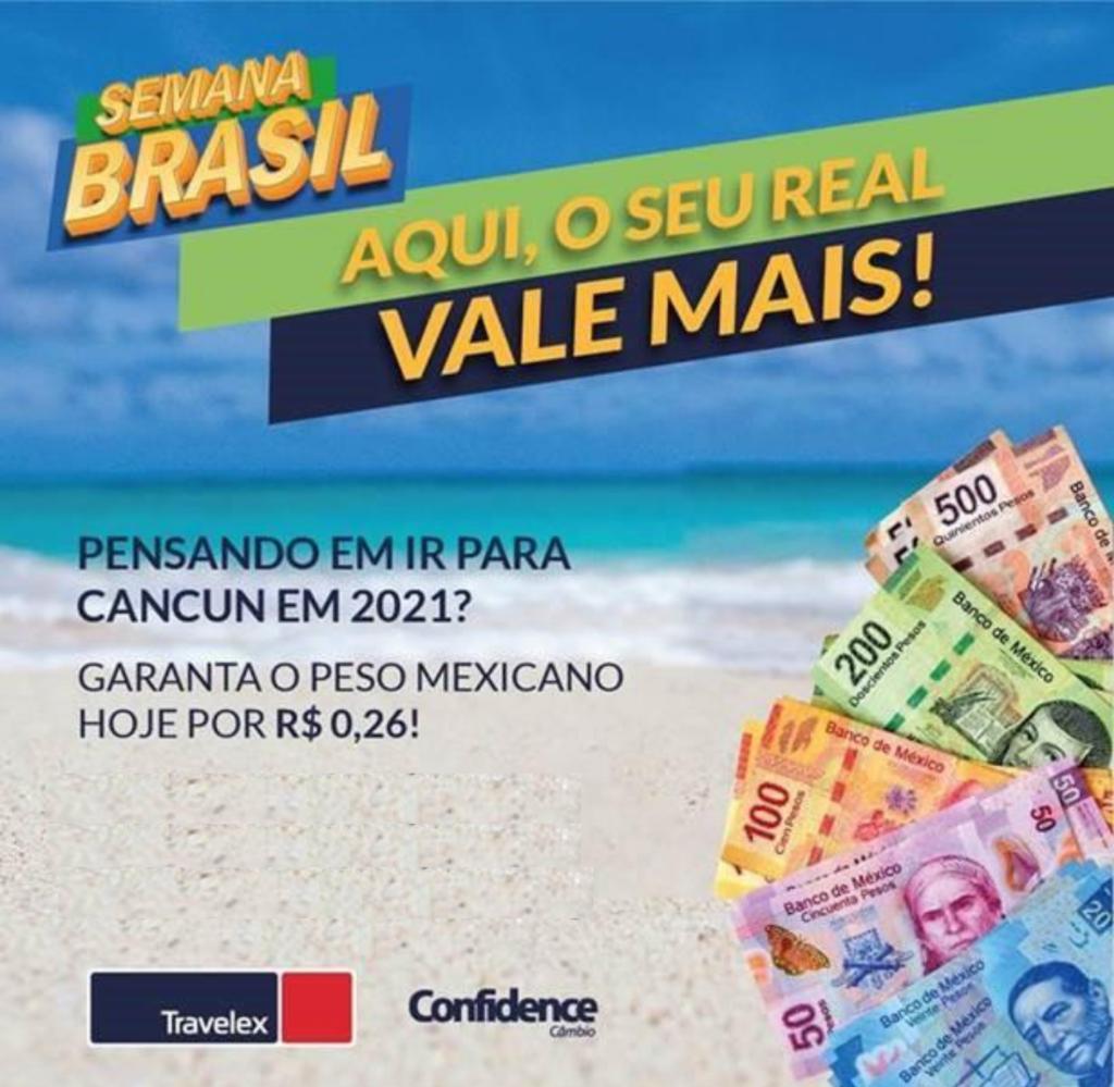 Cancún-peso mexicano