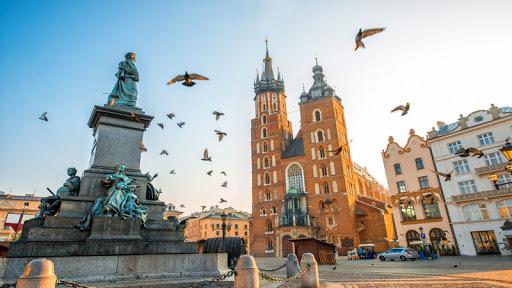 Cracóvia, Polônia