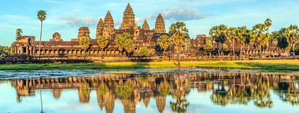 Siem Reap, Camboja