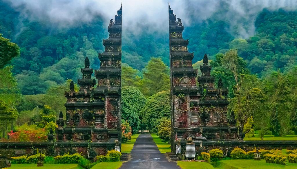 Ubud, Indonésia