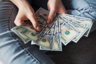 Dólar cara pequena - desktop